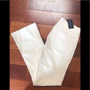 NWT Ralph Lauren Sport white Jeans - 31